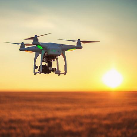 Photogrammétrie drone Lasne