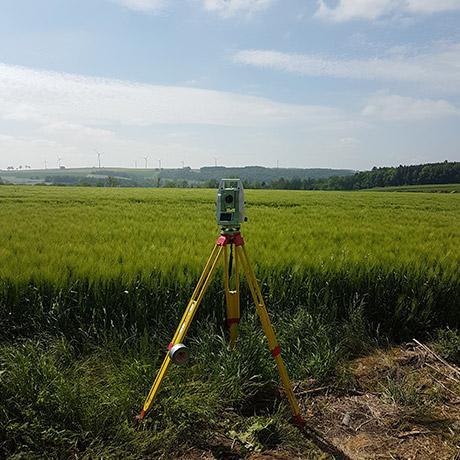 Expert en topographie Lasne